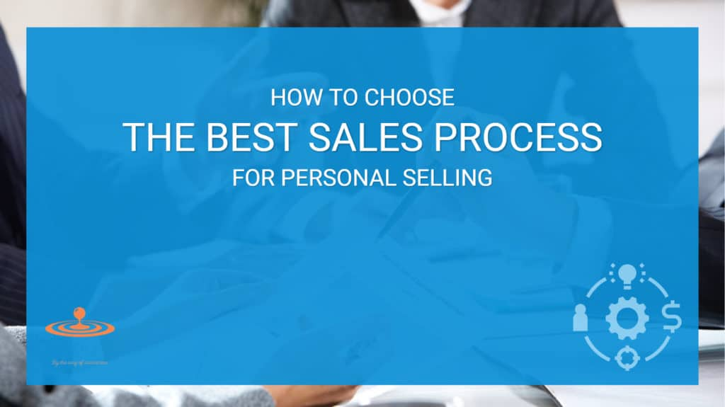 Group of Executives Discussing a Sales Opportunity | How to Choose the Best Sales Process Sales Process for Personal Selling